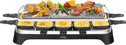 L'appareil à raclette multifonction de Tefal, Pierrade PR457812